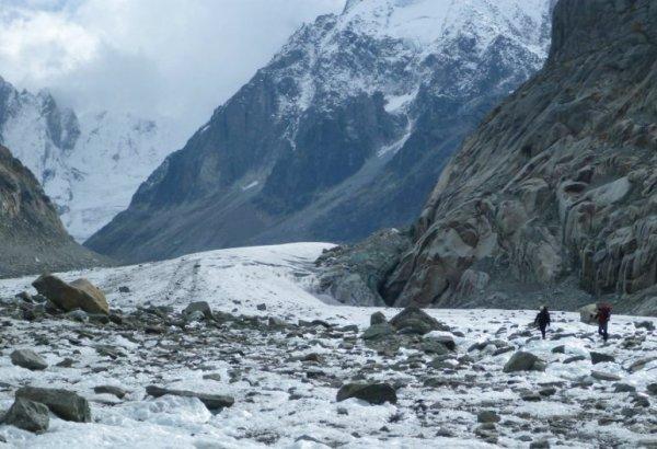 moulin mer de glace - randonnée glaciaire 2