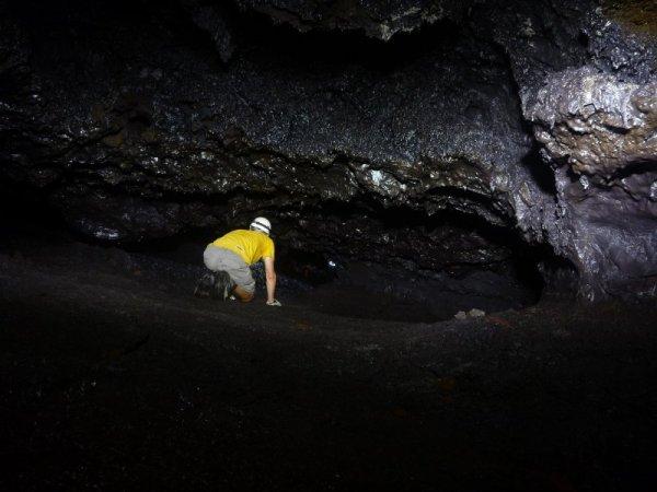 Tunnel de lave _ La Réunion - Galerie