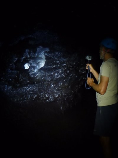 Tunnel de lave _ La Réunion - Le dodo