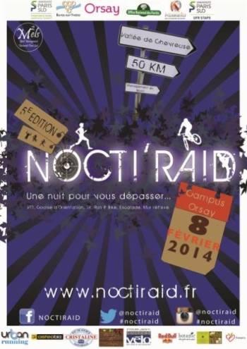 noctiraid - affiche
