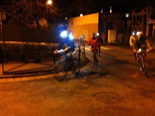noctiraid - run and bike