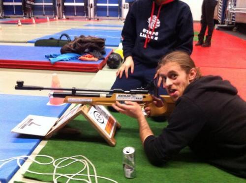 noctiraid - tir a la carabine