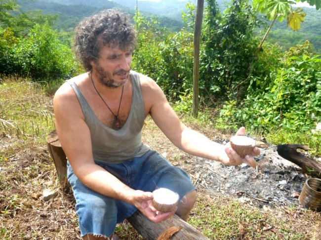 Miguel, mon guide jungle